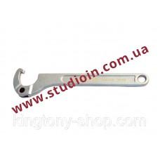 Ключ радиусный шарнирный для цилиндрического крепежа 120-180 мм..