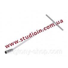 Ключ свечной 16мм Х 375мм Т-образный..