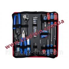 Набор инструментов в сумке, 43 предмета..