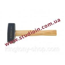 Молот 1,0 кг L=260 мм деревянная ручка..