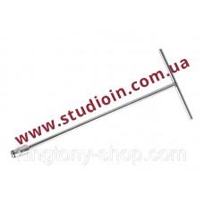 Ключ торцевой длинный T-образный 10 мм..