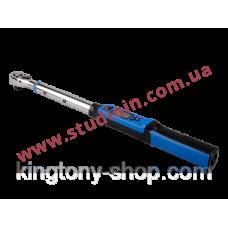 Электронный динамометрический ключ 1/2, 40-200 Нм, цифровой дисплей..