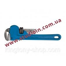 Прямой трубный ключ. 12