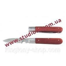Нож со складным лезвием, длина лезвия 85 мм. 7932-04..