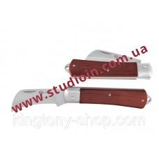 Нож со складным лезвием, длина лезвия 75 мм. 7934-45..