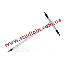 Ключ трехсторонний шестигранник  H2*65*125mm..