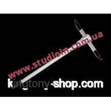 Ключ трехсторонний шестигранник  H4*90*180mm..
