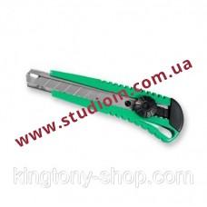 Нож со сменными лезвиями, длина лезвия 157 мм..