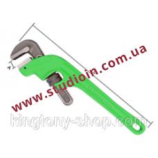 Алюминиевый  трубный ключ. 10